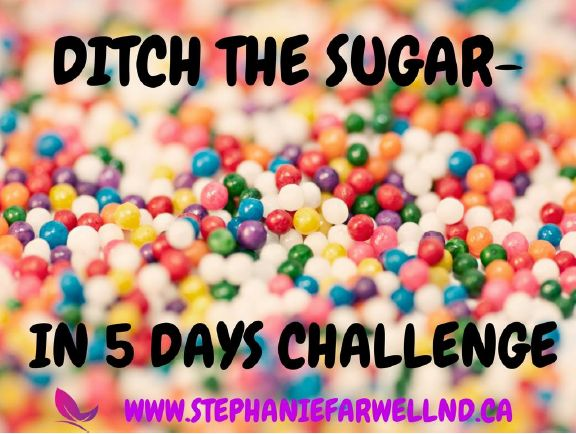 Ditch the Sugar