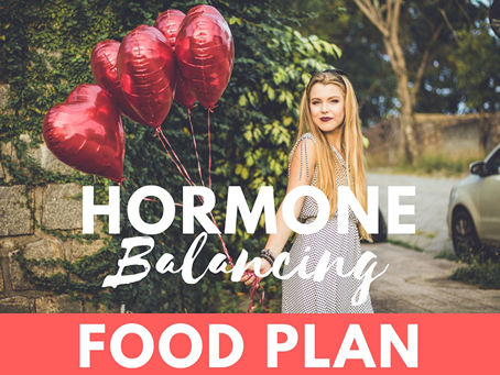 Hormone Balancing Food Plan