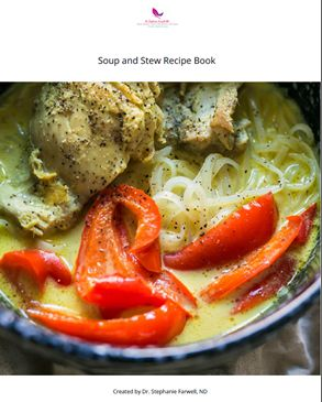 Soup and Stew book