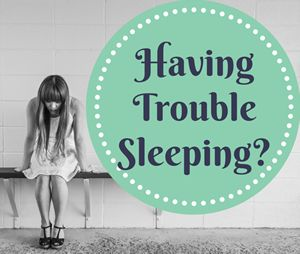 Sleeping issues are common! Naturopathic Medicine can help!