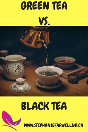 Green Tea vs. Black Tea