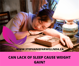 Can Lack of Sleep Cause Weight Gain?