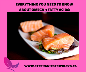 Everything You Need to Know About Omega-3 Fats