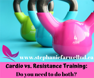 Cardio vs. Resistance Training: Do You REALLY Need To Do Both?