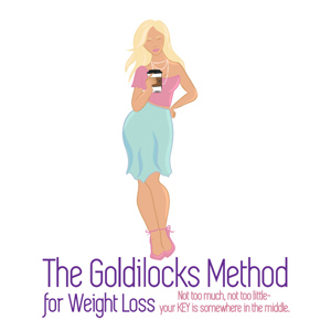 The Goldilocks Weightloss Method
